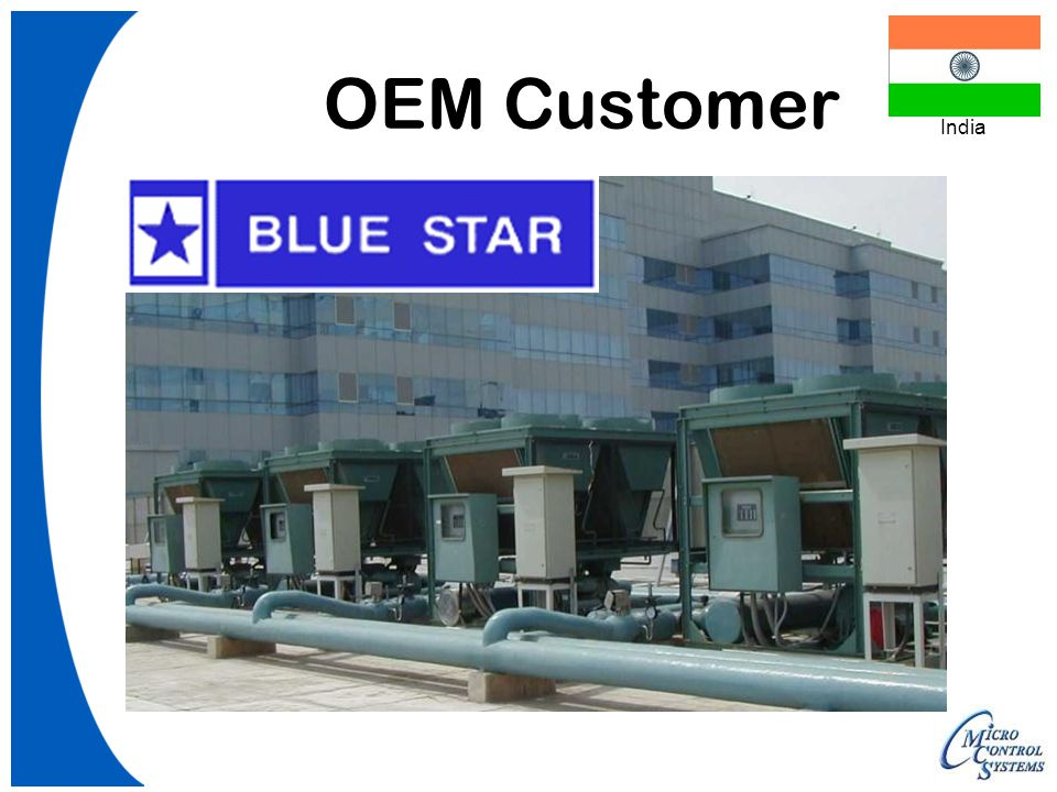 OEM Customer India