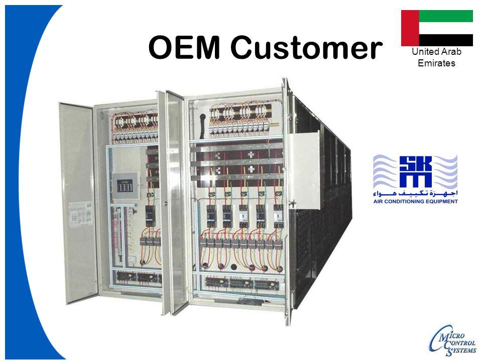 OEM Customer United Arab Emirates