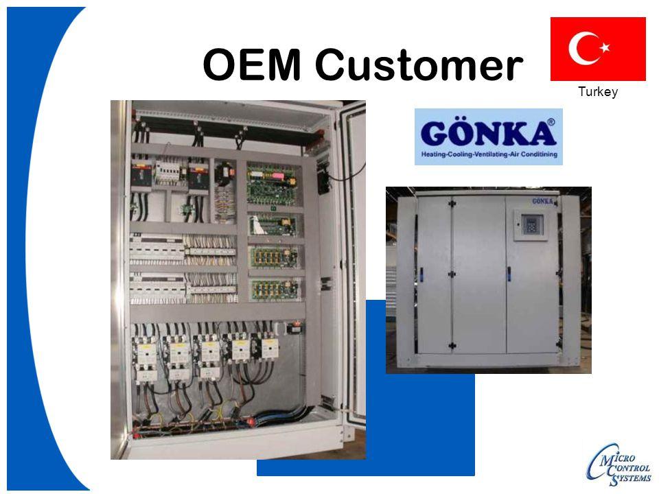 OEM Customer Turkey