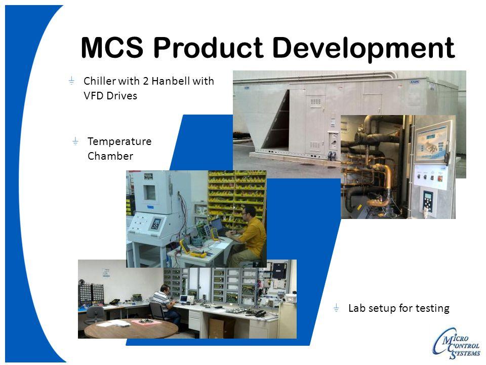 MCS Product Development