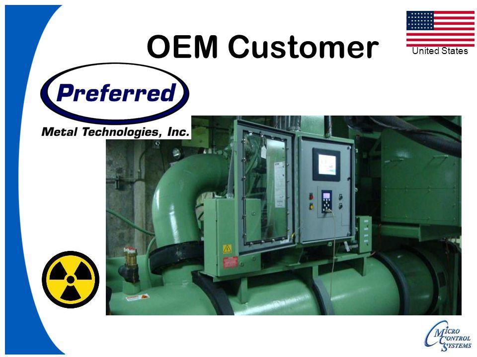 United States OEM Customer