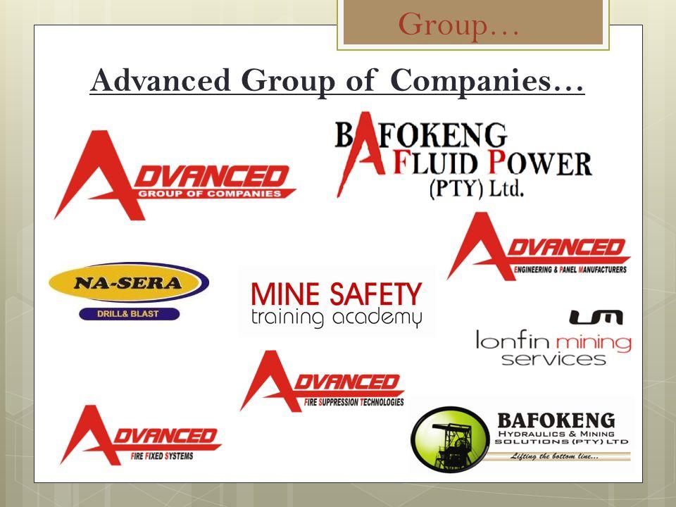 Advanced Group of Companies…