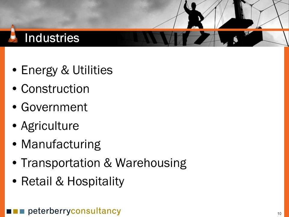 Transportation & Warehousing Retail & Hospitality