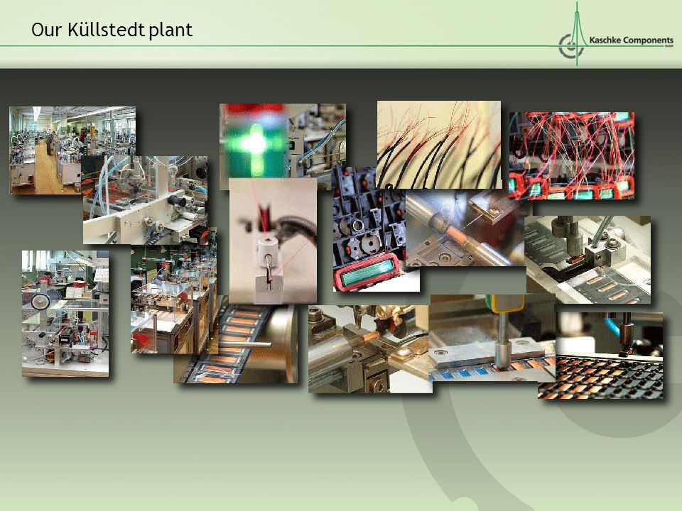 Our Küllstedt plant