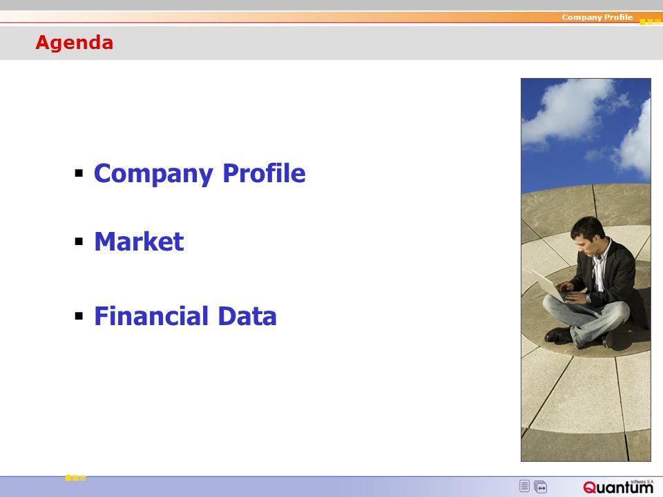 Agenda Company Profile Market Financial Data