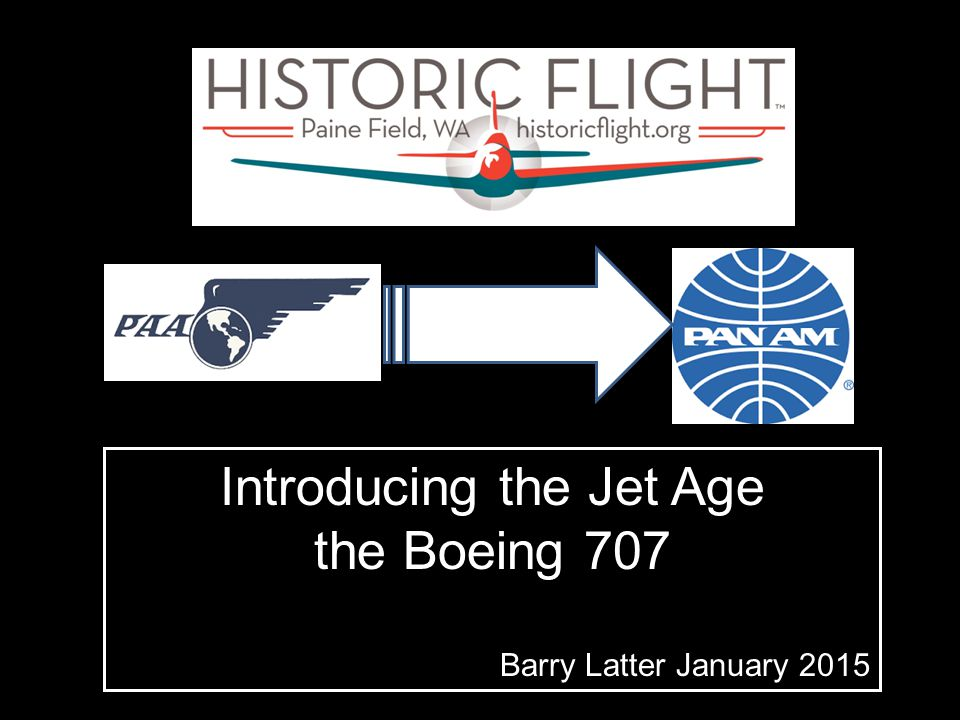 Introducing the Jet Age