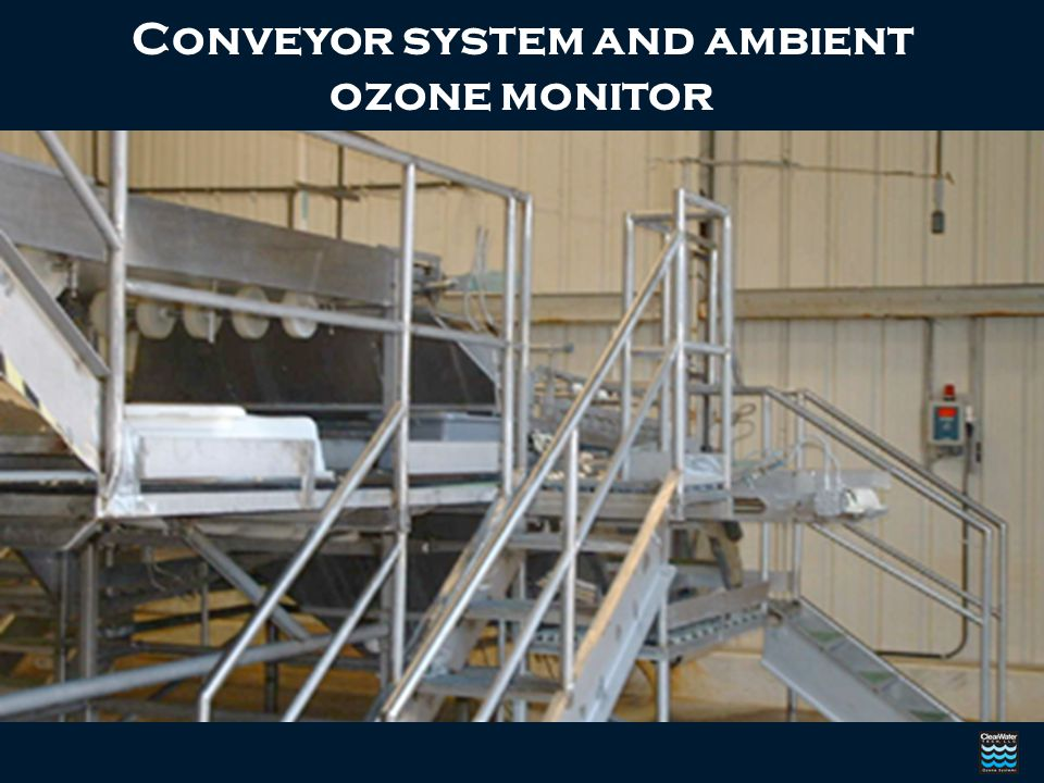 Conveyor system and ambient