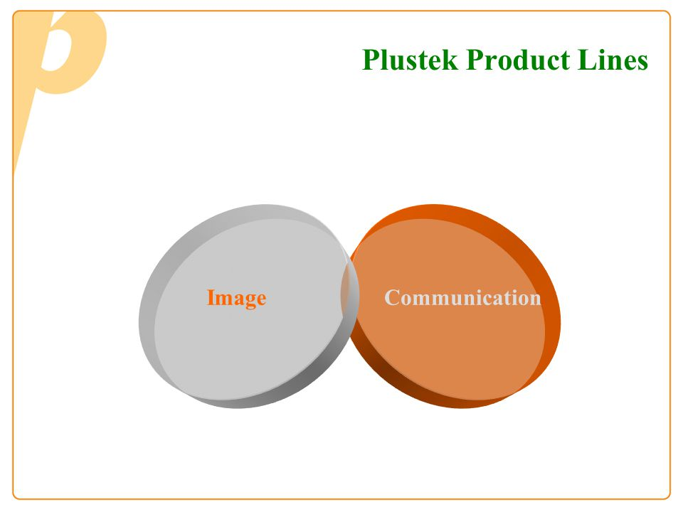 Plustek Product Lines Image Communication