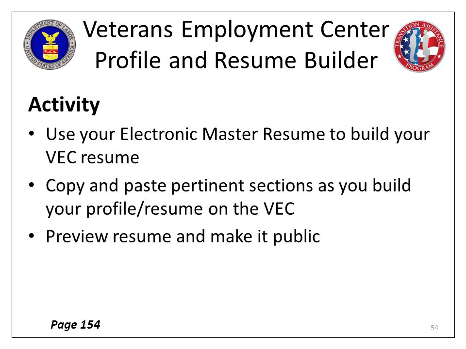 Military Veteran Resume Examples  Resume Examples And Free Resume