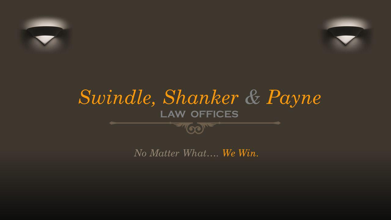 Swindle, Shanker & Payne