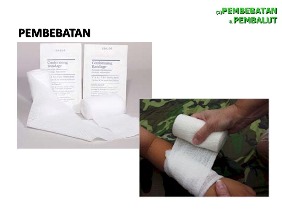 (3)PEMBEBATAN & PEMBALUT