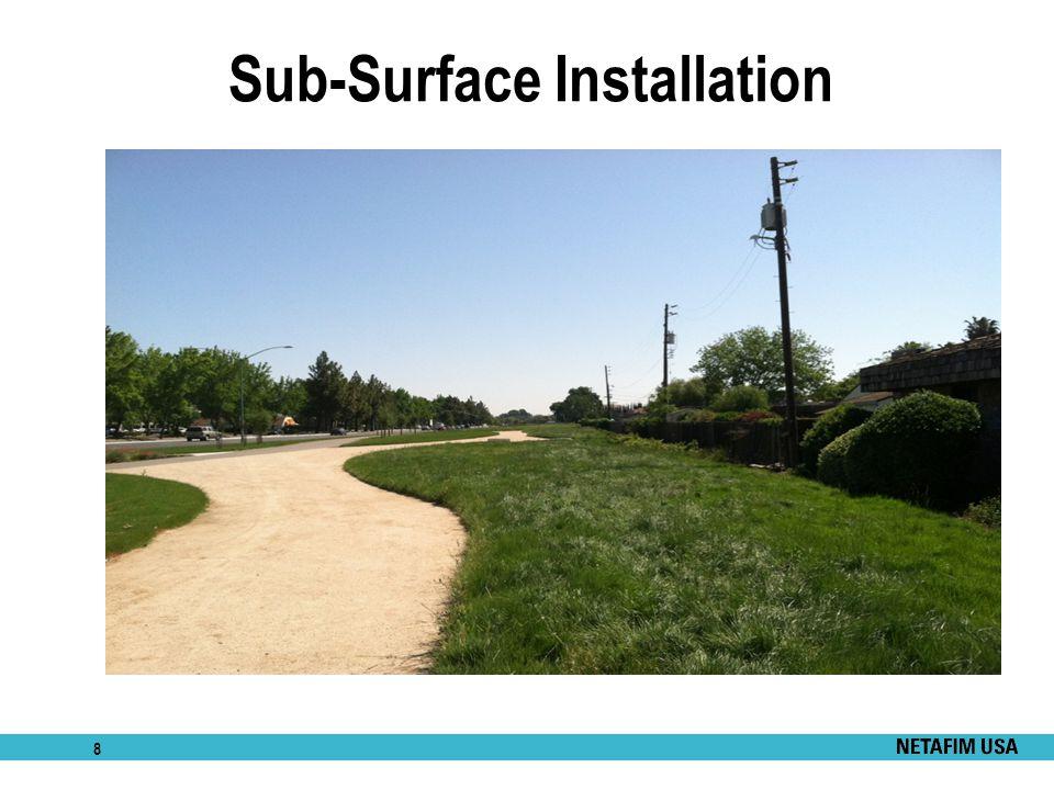 Sub-Surface Installation