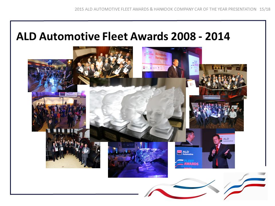 ALD Automotive Fleet Awards 2008 - 2014
