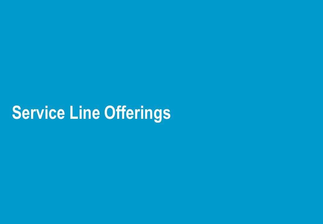 Service Line Offerings