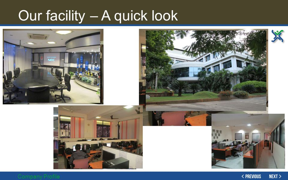 Our facility – A quick look