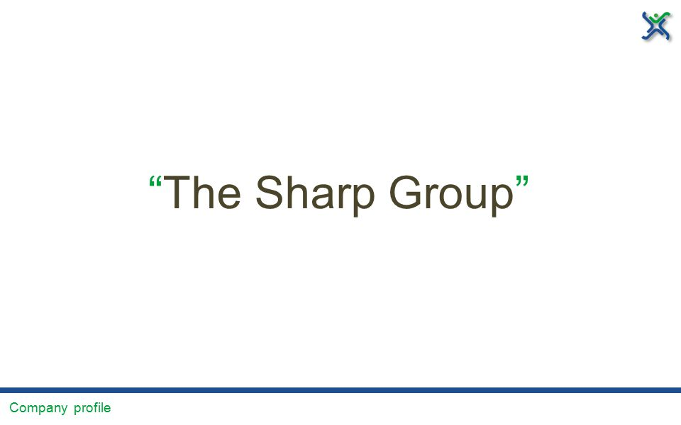 The Sharp Group Company profile