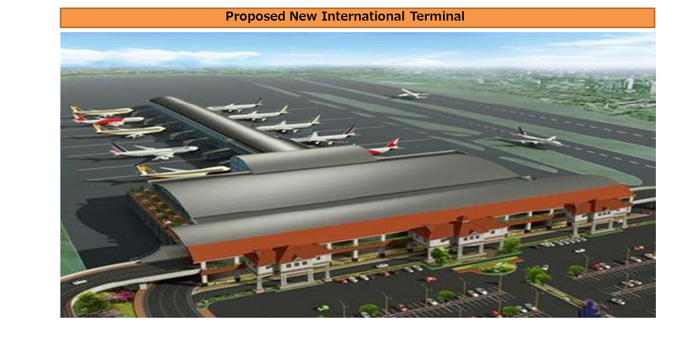 Proposed New International Terminal