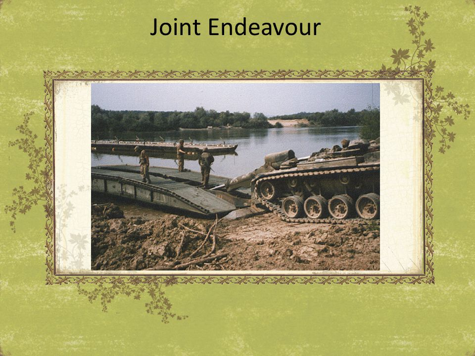 Joint Endeavour