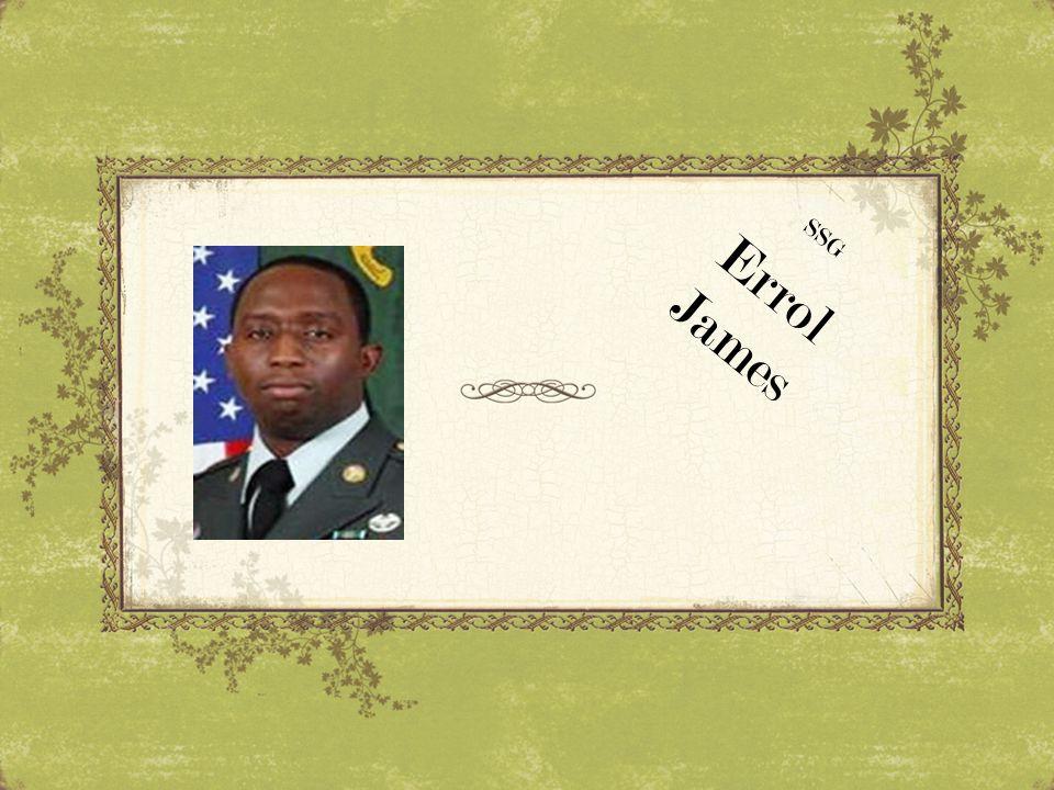 SSG Errol James