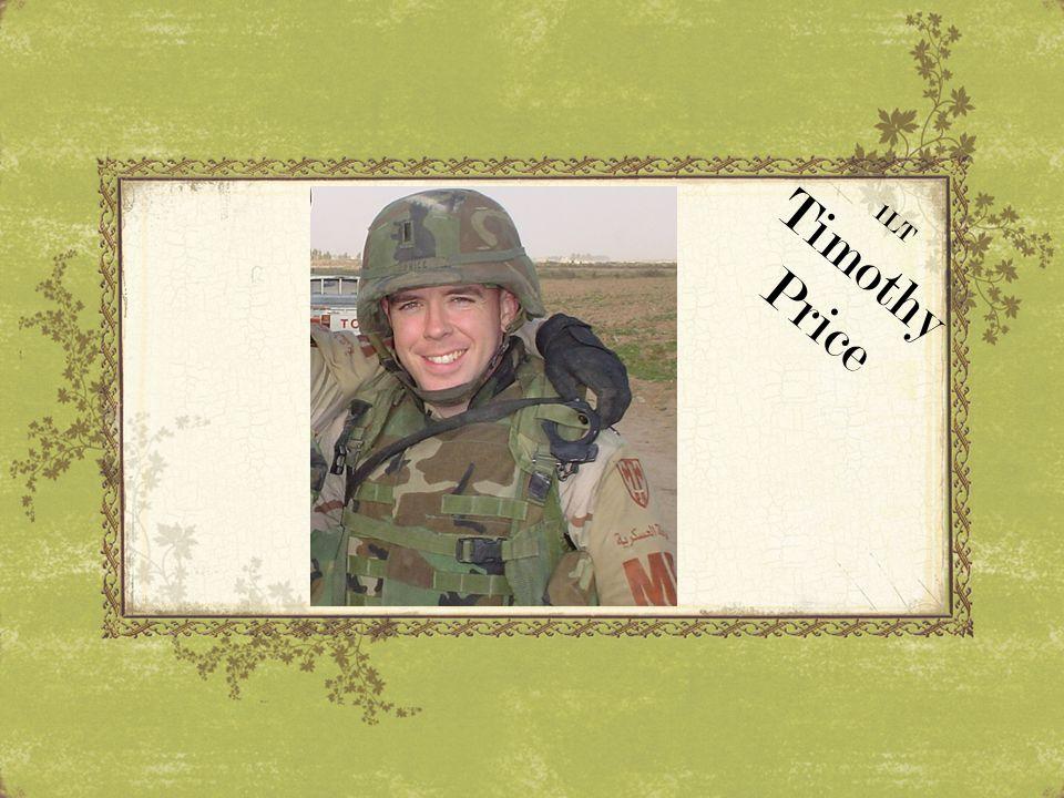 1LT Timothy Price
