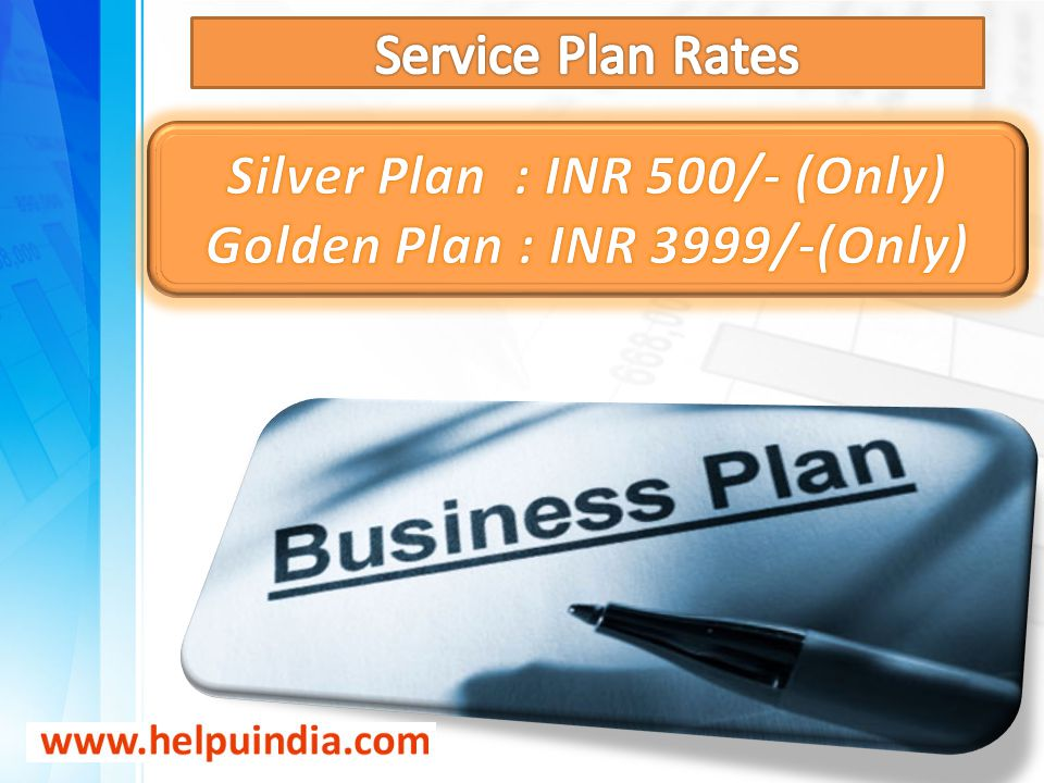 Silver Plan : INR 500/- (Only) Golden Plan : INR 3999/-(Only)