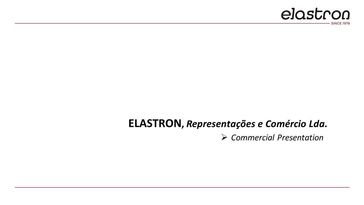 ELASTRON, Representações e Comércio Lda.
