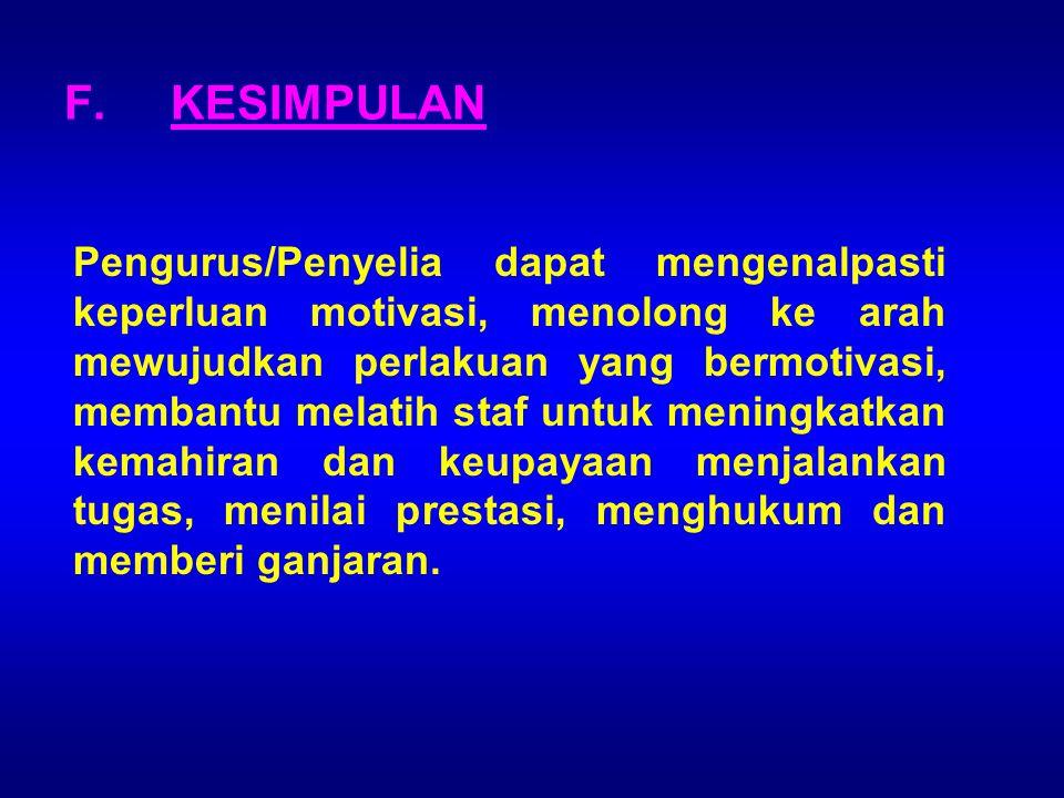 F. KESIMPULAN