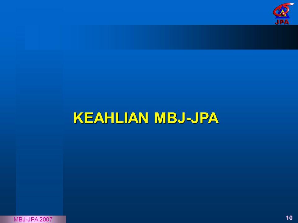 KEAHLIAN MBJ-JPA
