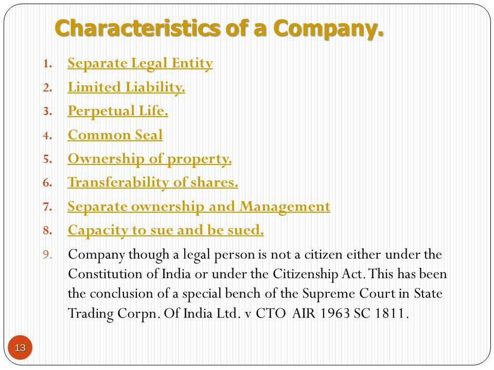 company a separate legal entity Start studying chapter 6 a corporation is considered to be a legal entity that is separate a limited liability company is considered a legal entity separate.