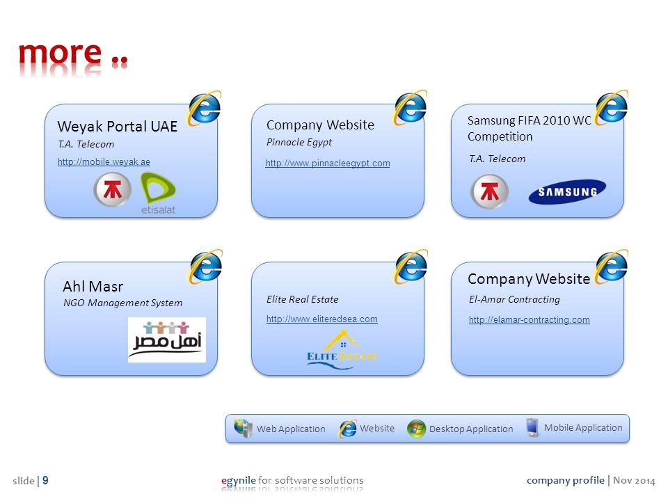 more .. Weyak Portal UAE Company Website Ahl Masr Company Website