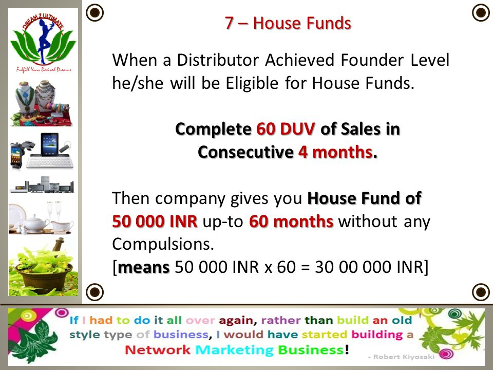 Complete 60 DUV of Sales in