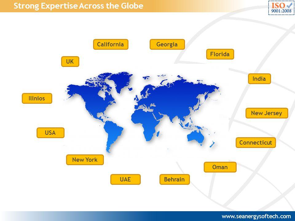 Strong Expertise Across the Globe
