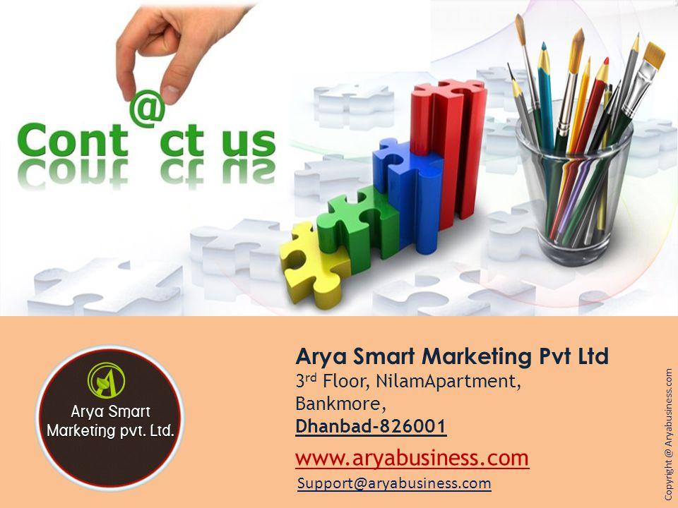 Arya Smart Marketing Pvt Ltd