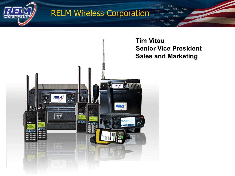 RELM Wireless Corporation