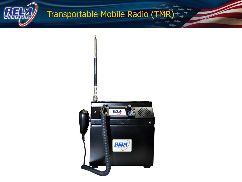 Transportable Mobile Radio (TMR)