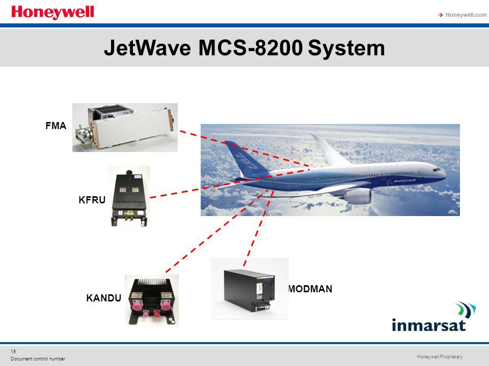JetWave MCS-8200 System FMA KFRU MODMAN KANDU