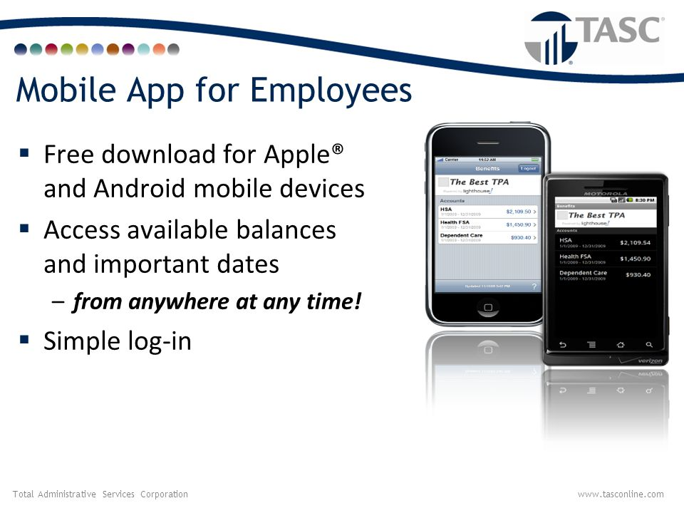Mobile App for Employees