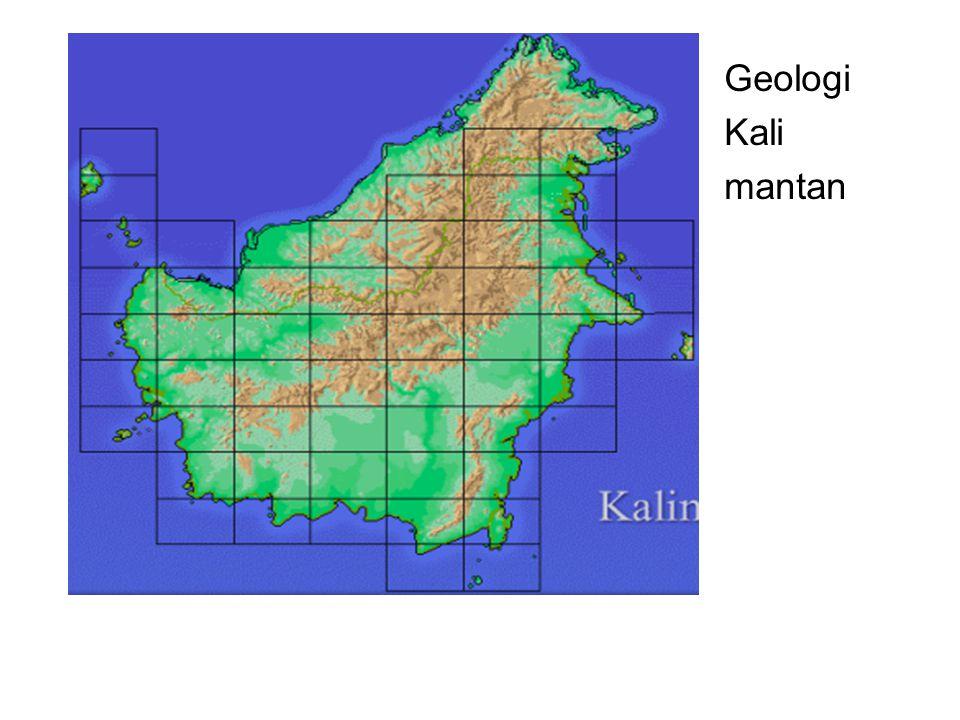 Geologi Kali mantan