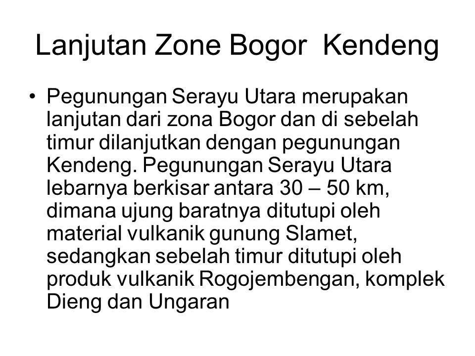 Lanjutan Zone Bogor Kendeng