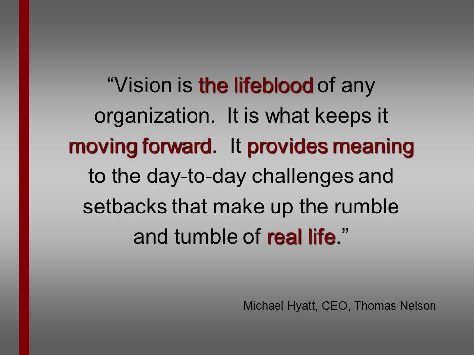 Michael Hyatt, CEO, Thomas Nelson