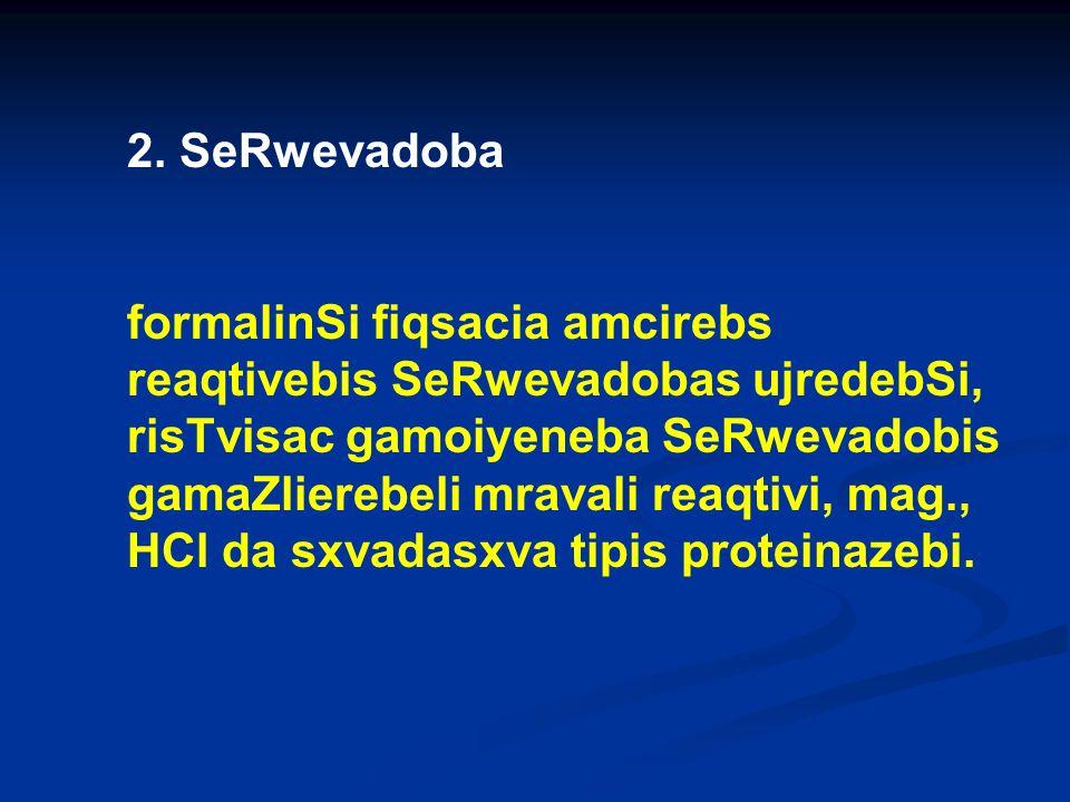 2. SeRwevadoba