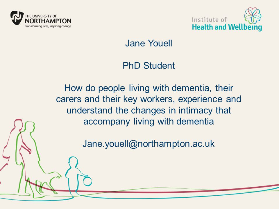 Jane Youell PhD Student.