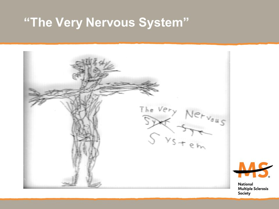 The Very Nervous System