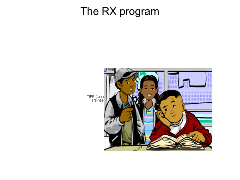 The RX program