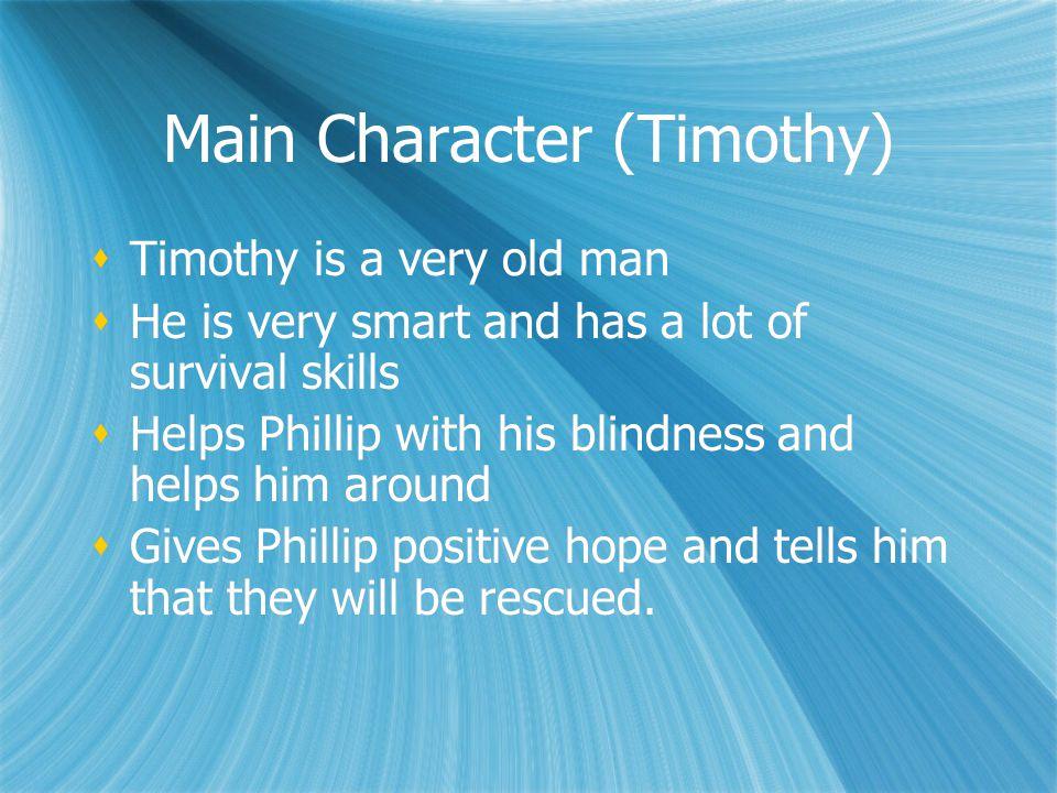 Main Character (Timothy)