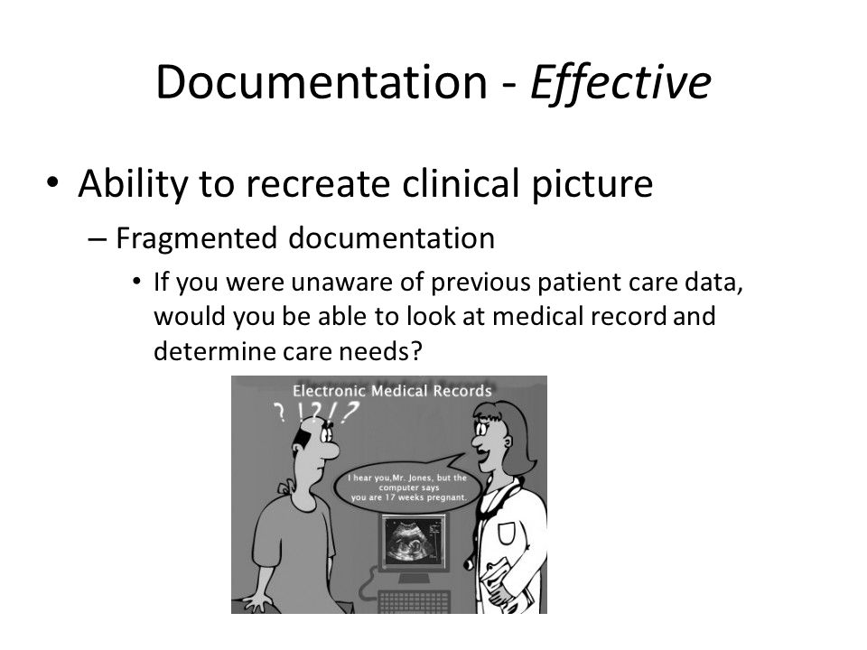 Documentation - Effective