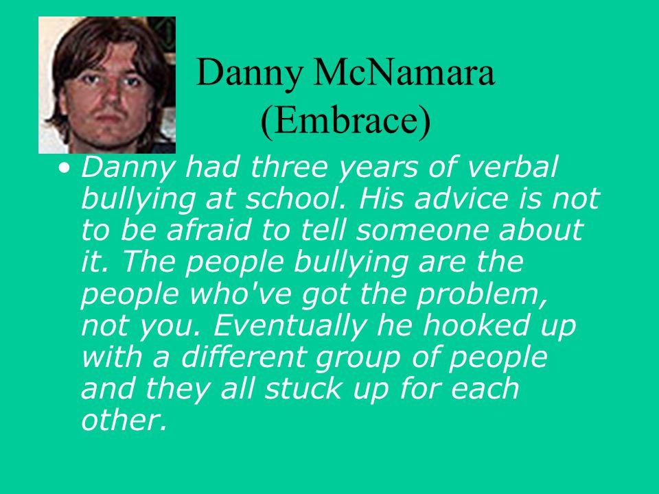 Danny McNamara (Embrace)