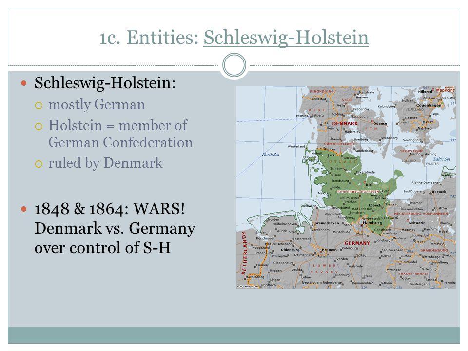 1c. Entities: Schleswig-Holstein
