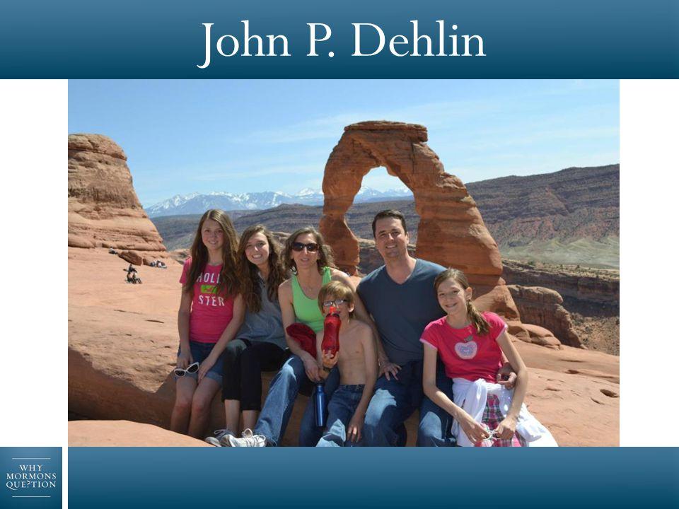 John P. Dehlin