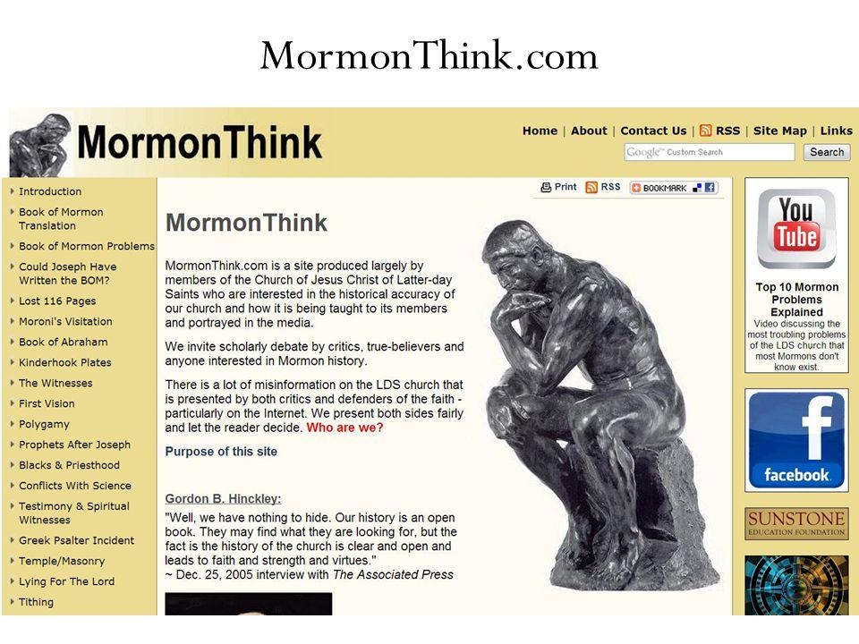 MormonThink.com